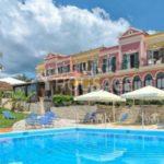 Отель в Греции, Корфу, 23 комнаты, 660 м2